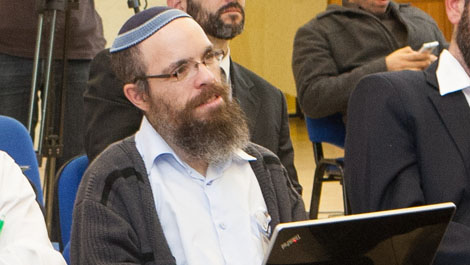 Rabbi Azria Ariel