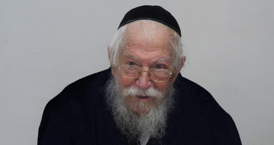 Rabbi Zalman Nehemiah Goldberg