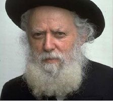 "Rabbi Avraham Shapira Zt""l"