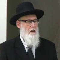 Rabbi Yona Dovrat