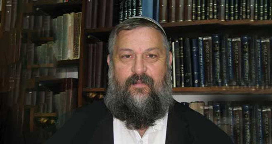 Rabbi Yehuda Zoldan